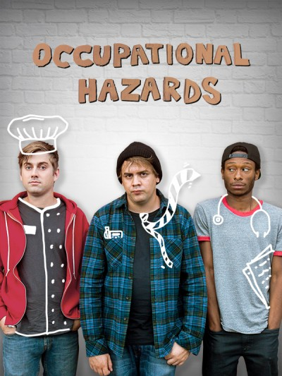 Occupational Hazards Poster
